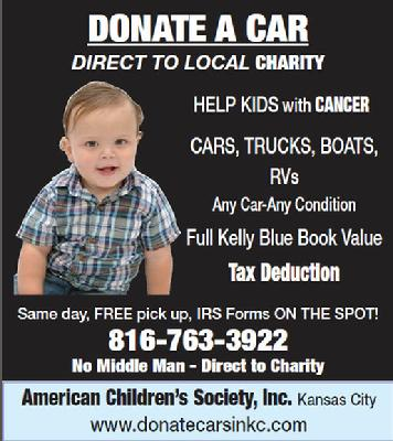 Please, Donate Cars In KC